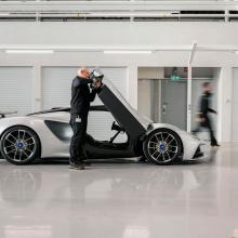2000 л.с. Lotus Evija Hypercar начнет производство