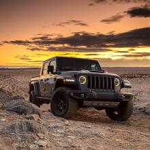 Jeep Gladiator и RAM 1500 получают престижную награду!