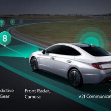 Hyundai и Kia представляют новую систему нового поколения ICT Connected