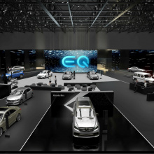 Mercedes-Benz покажет свои новинки в Женеве