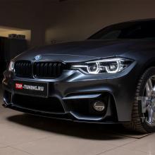 Новая M3 внешность для BMW 3 f30