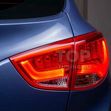 Замена фонарей на Hyundai ix35