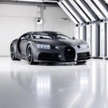 "Bugatti Chiron Sport ""Edition Noire Sportive"" - представлен 250ый Chiron"