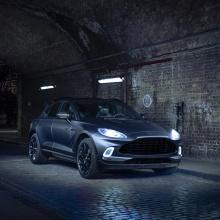DBX от подразделения Q от Aston Martin