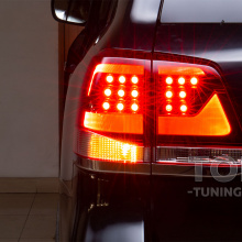 Тюнинг фонари для TLC200 в дизайне 2015-2020 установка