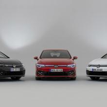 Volkswagen представляет новую линейку 2020 Golf