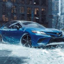 Объявлены цены на 2020 Toyota Camry AWD