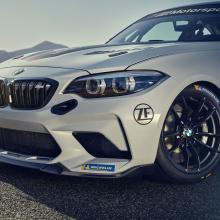 BMW Racing раскрывает детали нового автомобиля M2 CS Racing