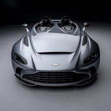 Aston Martin представляет новый V12 Speedster - продвинутый новый спортивный автомобиль марки!
