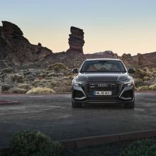 Audi представляет новый внедорожник RS Q8
