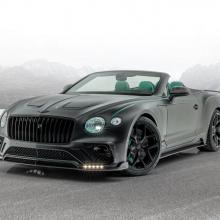 Mansory показал Bentley Continental GT Cabriolet V8