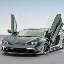 Mansory Cabrera Lamborghini Aventador SVJ получает новый облик