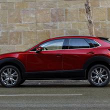 2020 Mazda CX-30 получает награду TOP SAFETY PICK от IIHS!