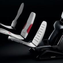 Porsche создает вдохновленные гонкой сидения с помощью 3D-печати