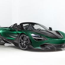 TopCar представляет McLaren 720S Spider Fury
