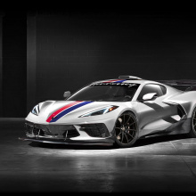 2020 Chevrolet Corvette от Hennessey разгоняется больше 290 км/ч