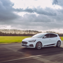 Команда Mountune представляет новый тюнинг-пакет для Ford Focus ST