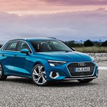 Audi A3 e-tron вернется в качестве 5-дверного хэтчбека