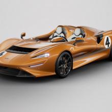 McLaren Elva от MSO исполнит ваши гоночные мечты