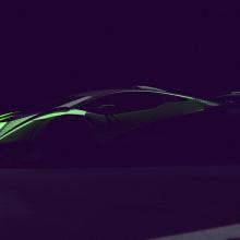 Последняя трековая игрушка Lamborghini звучит великолепно