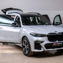 Комплексный детейлинг + аксессуары для BMW X7