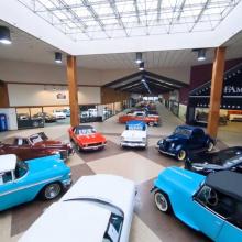 Этот потрясающий торговый центр - Wallmart классических автомобилей