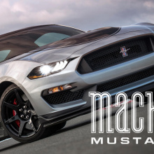 Да! Ford Mustang Mach 1 официально возвращается