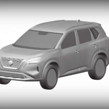 Это новый Nissan X-Trail