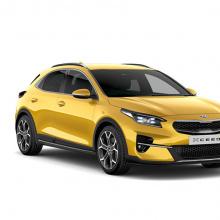 Kia представляет новую привлекательную модель XCeed
