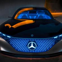 Mercedes-AMG готов сразиться с Tesla и Porsche в войне электро-каров