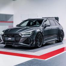 Audi RS6-R получил мощность уровня суперкара