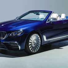 Уникальный Mercedes-AMG E53 предлагает новый уровень роскоши