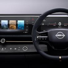 Инженеры Nissan переключаются на систему с двумя дисплеями