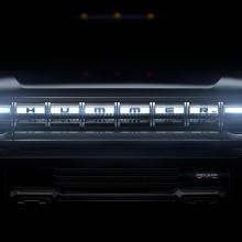 Посмотрите на новый логотип Hummer