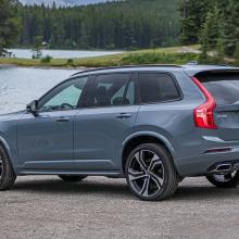 Новый Volvo XC90 - краткий обзор