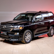 Тюнинг Land Cruiser 200 Wald Black Bison
