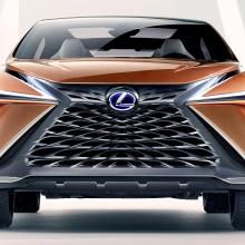 Lexus LQ будет доминировать на рынке роскошных внедорожников