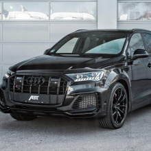Audi SQ7 получает новый боди-кит и 500 л.с.