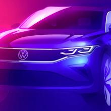 VW Tiguan - бестселлер бренда преодолевает барьер в 6 миллионов экземпляров