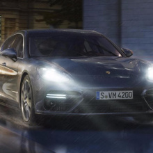 Porsche рассказал подробности о Panamera