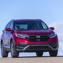 Honda получила награду Best Value Brand