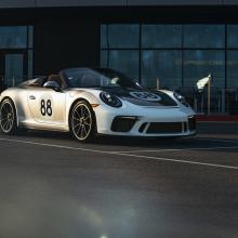 Последний Porsche 991 выставлен на торги для помощи центру по борьбе с коронавирусом