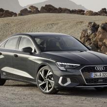 Седан 2021 Audi A3 поставляется с новым смелым дизайном