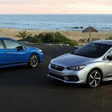2020 Subaru Impreza получает престижную награду
