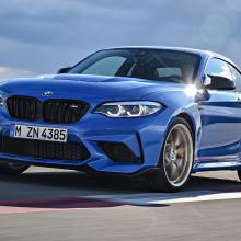 Вот что происходит с BMW M2 CSL