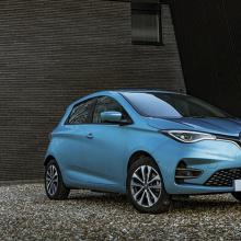 Новый Renault ZOE получает престижную награду