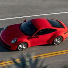 2021 Porsche 911 получил семиступенчатую коробку передач