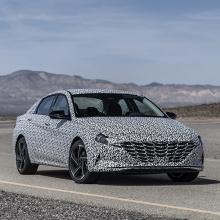 Hyundai делает еще более уверенные шаги вперед с 2021 Elantra