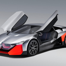Новые подробности о следующем суперкаре BMW