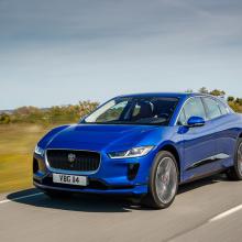 Новый Jaguar I-PACE получает еще одну престижную награду!